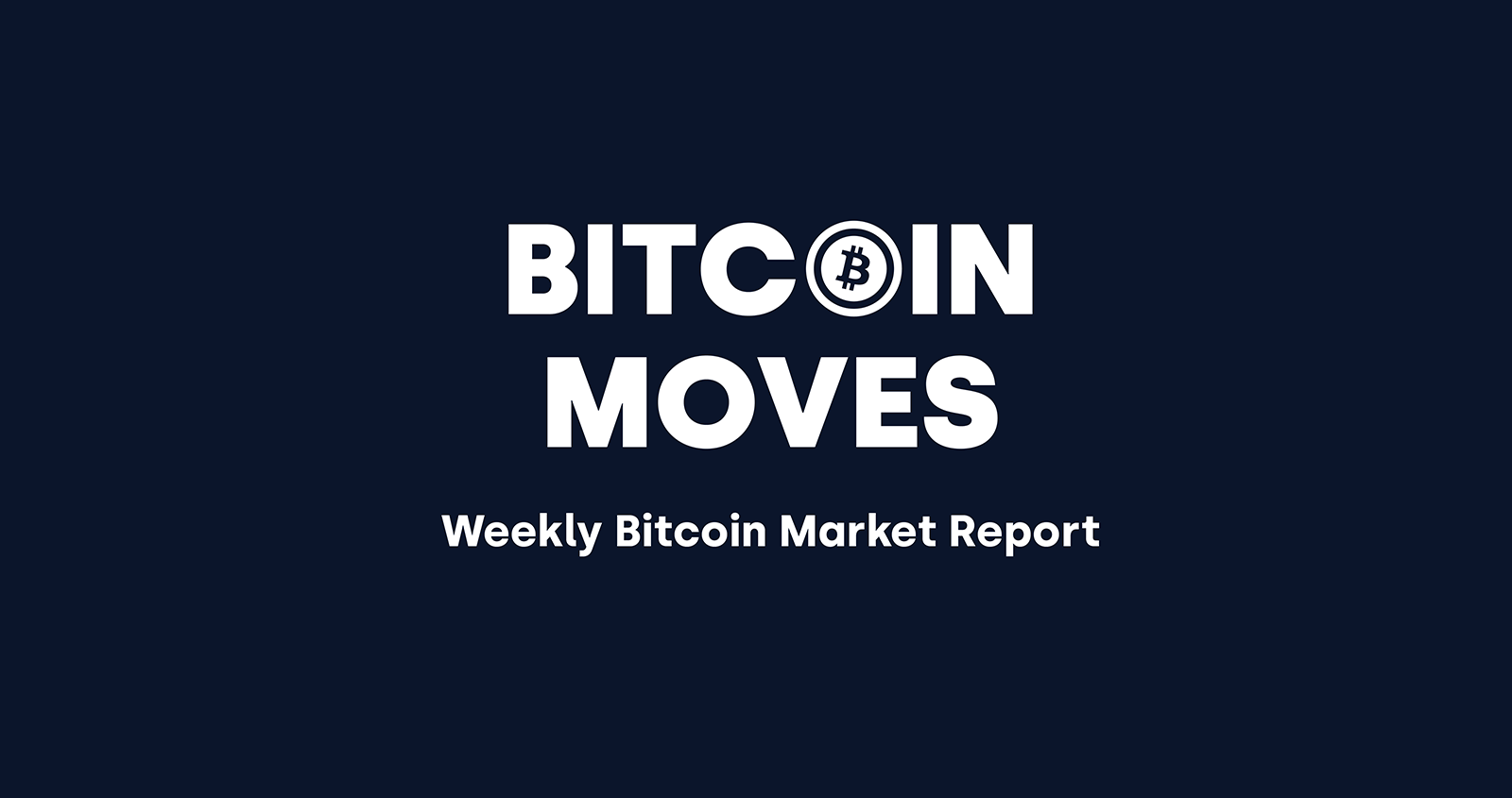 Bitcoin Moves weekly bitcoin market report OKCoin