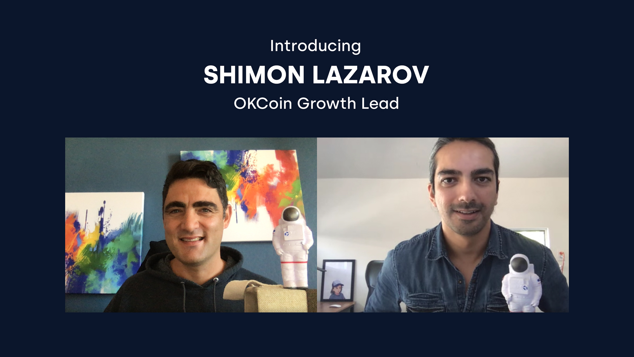 Shimon Lazarov joins OKCoin cryptocurrency exchange as Growth Lead