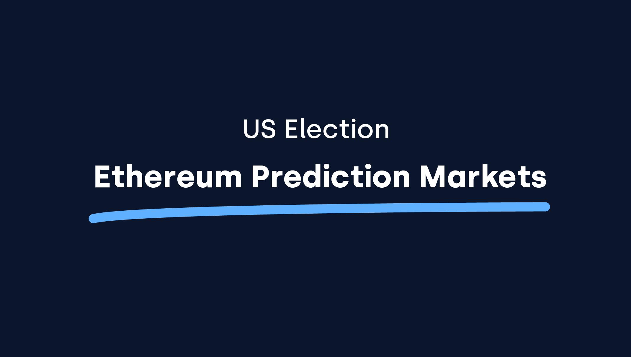 DeFi Presidential Prediction Markets OKCoin