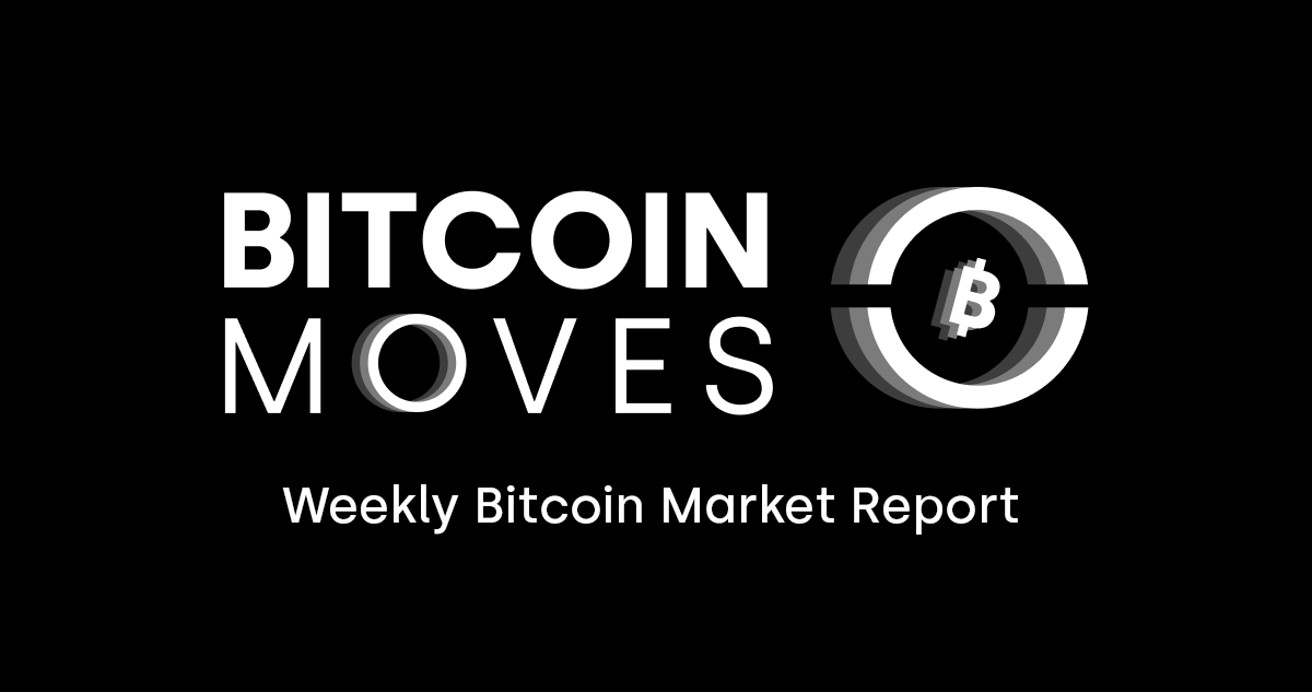 Bitcoin Moves OKCoin Bitcoin weekly market report. - BTC price