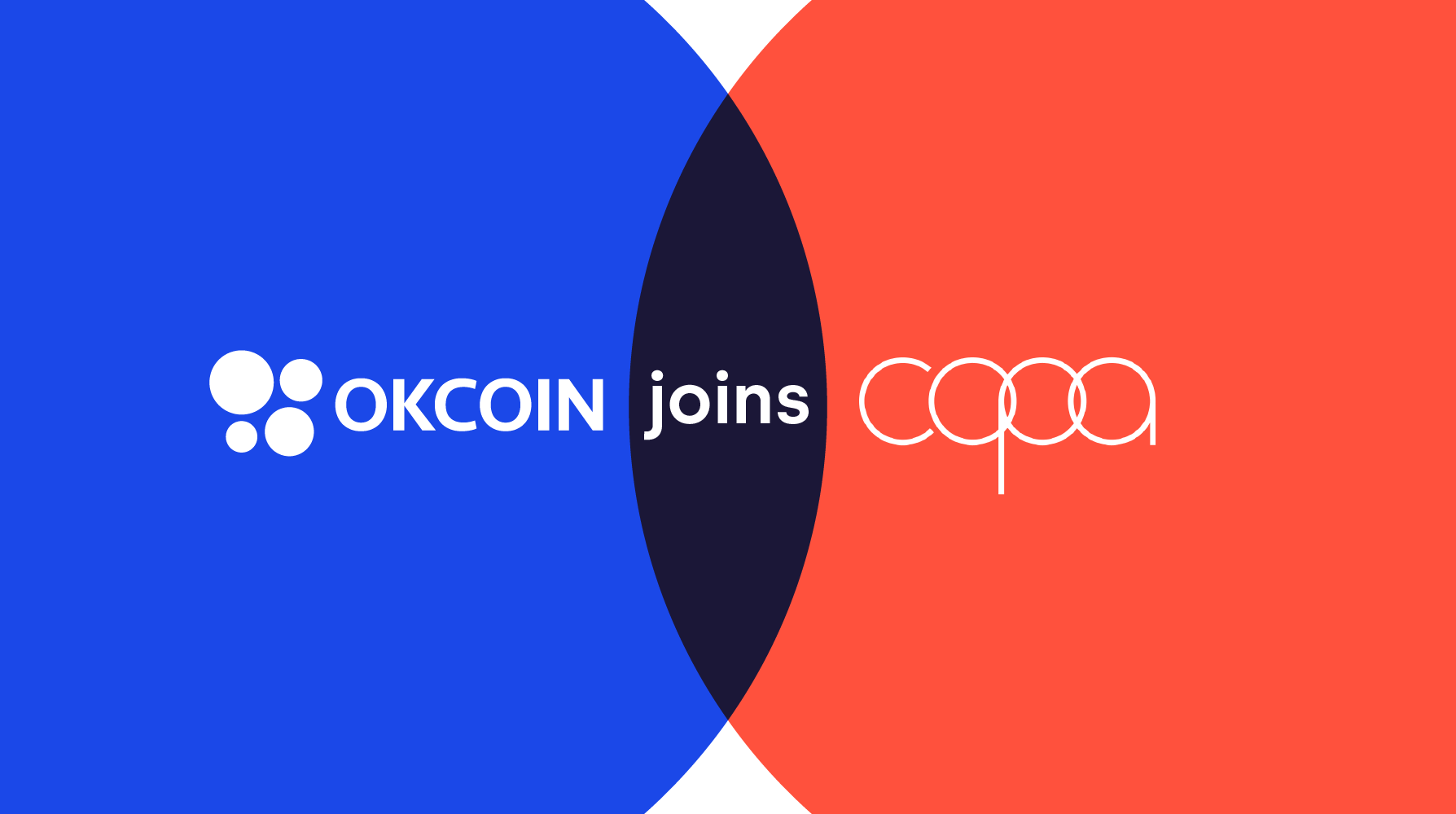 OKCoin joins COPA image
